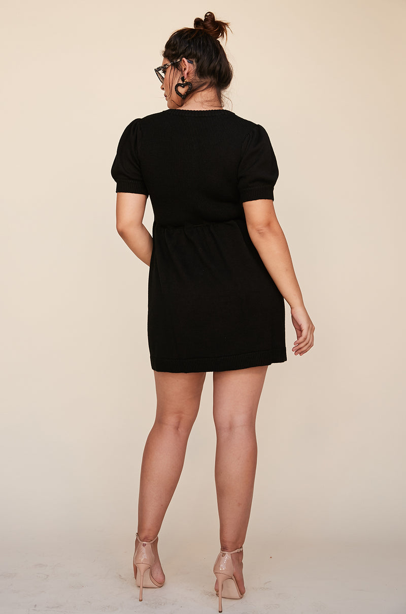 Veneta Sweater Dress