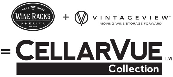 Wine Racks America - Vintage View presents Cellarvue