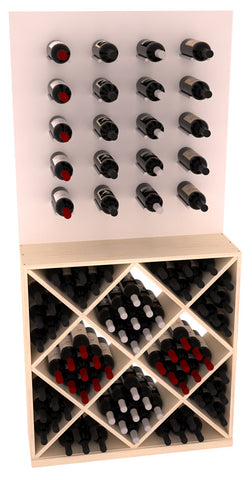 "Vino Rails Display Combo (35""W)"