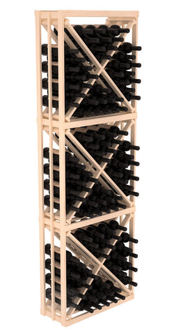 120 Bottle Lattice Diamond Bin