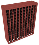 120 Bottle Deluxe Style Wine Rack - Pine