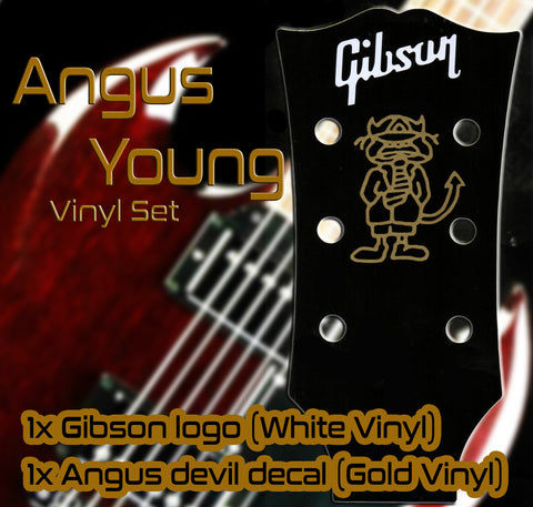Gibson Angus Young Vinyl Set