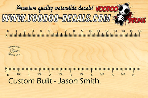 Custom Built - Jason Smith