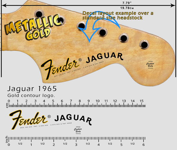 Jaguar 1965 Gold