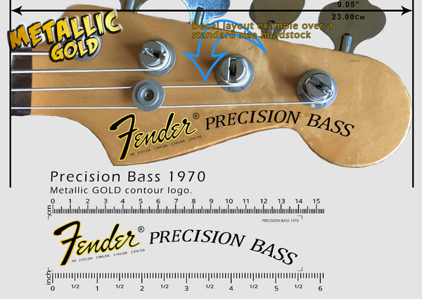 Precision Bass 1970 GOLD