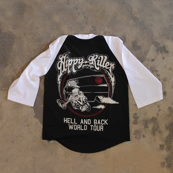 World Tour Raglan