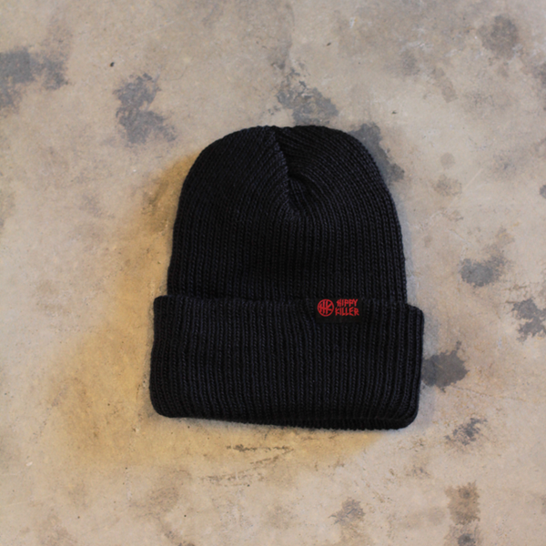 Hippy Killer Beanie | Black