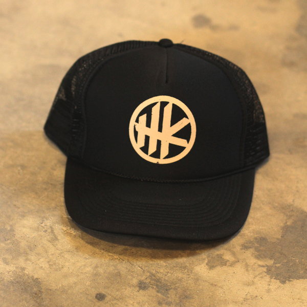 HK Icon Trucker – Black/Tan