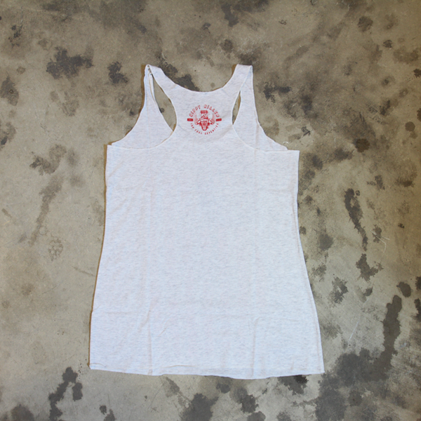 Women's Top Fuel Flag Tank