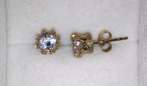 Cullinan Topaz 925 Earrings