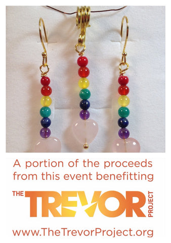 Rainbow Collection Jewelry Set