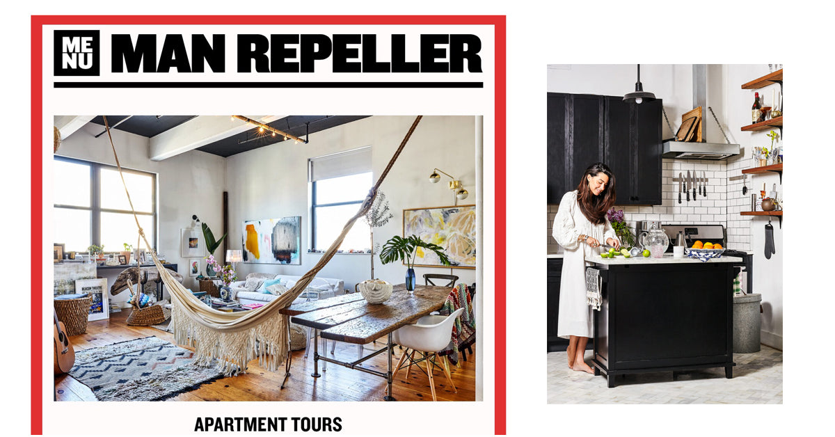 Man Repeller-Beck Jewels Rebecca Paz Home Tours