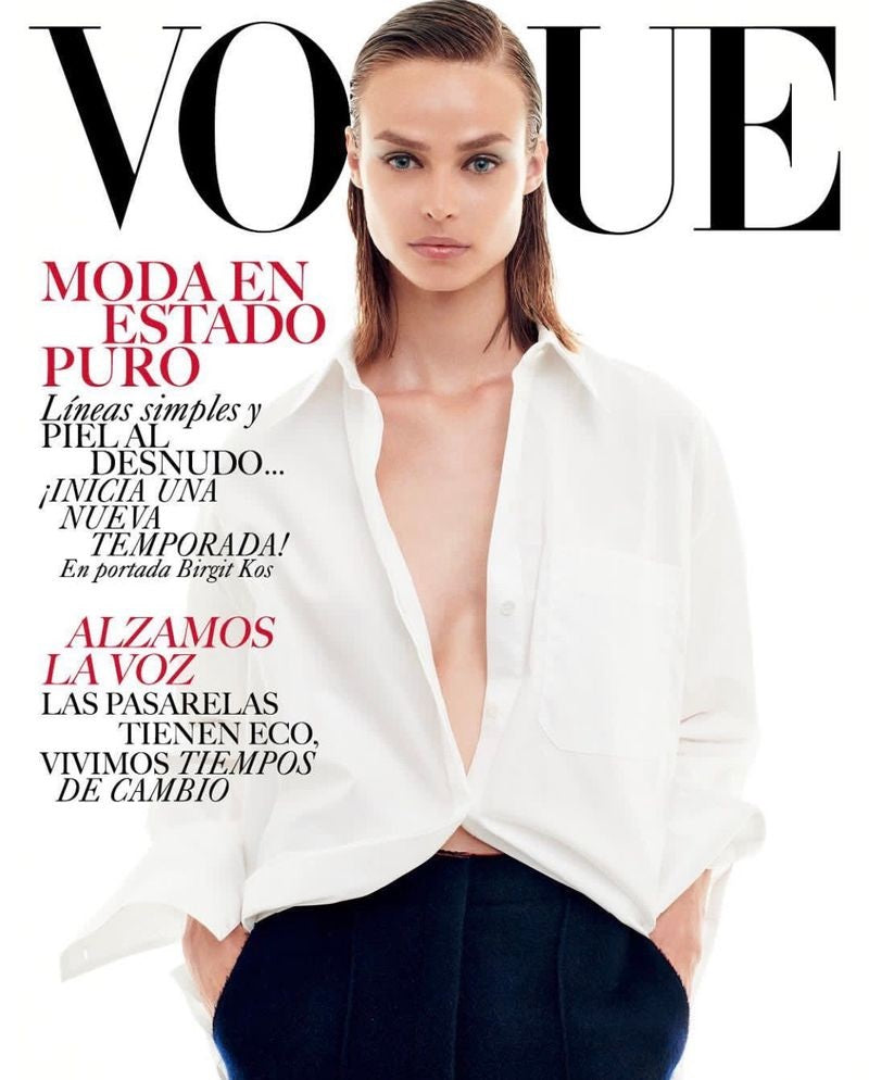Beck Jewels Featured in Vogue Latin America September 2018
