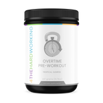 Overtime Pre-workout Tropical Sunrise - 4thehardworking supplements