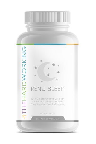 Renu Sleep Recovery Formula - 4thehardworking supplements
