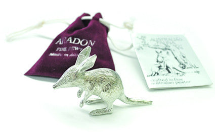 Bilby - Australian made Pewter