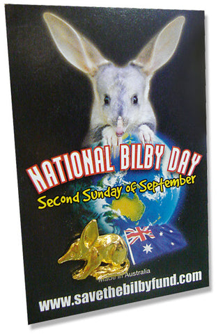 Bilby - Clutch Pin