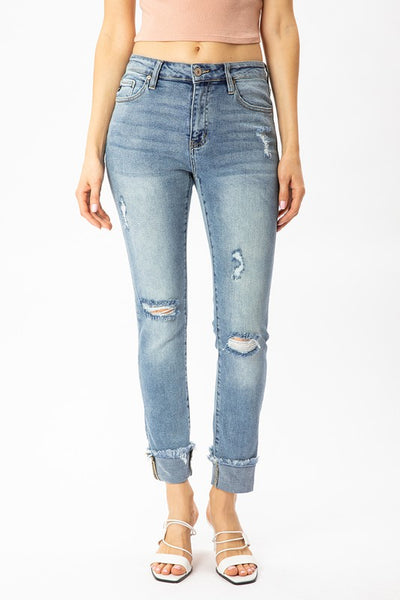 Bestseller! Distressed Jeans
