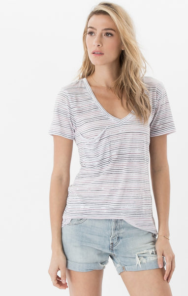 Z Supply: The Nautical Stripe Tee