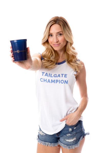 Tailgate Champions Blue