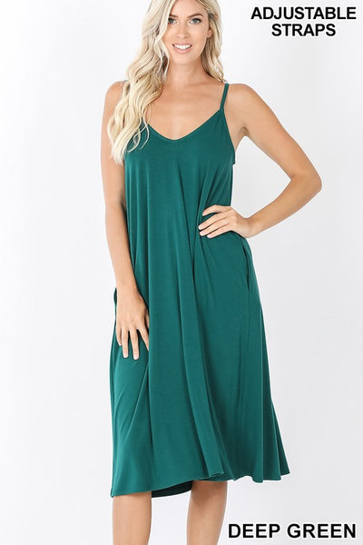 Cami Pocket Dress