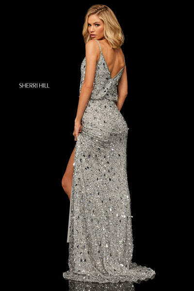 Sherri Hill 52452/CARDINAL MOONEY PROM