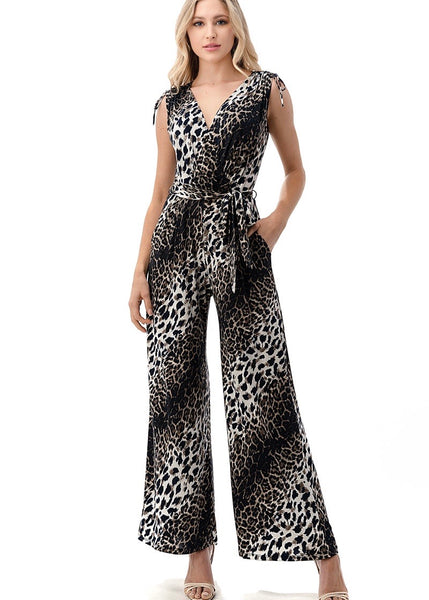 Bestselling Jumpsuit In Animal Print
