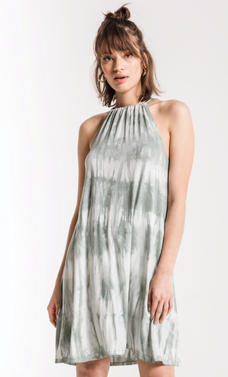 Z Supply: Tie Dye Swing Dress
