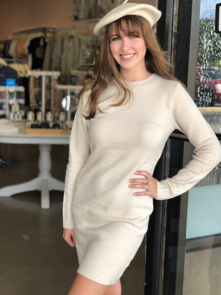Sweater Weather Dress!