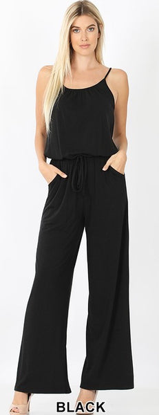 Summer Jumpsuit! (1X-3X)