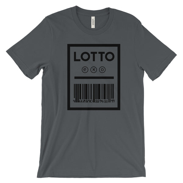 EXO-LOTTO TICKET TSHIRT [product_color]- THINKMERMAID