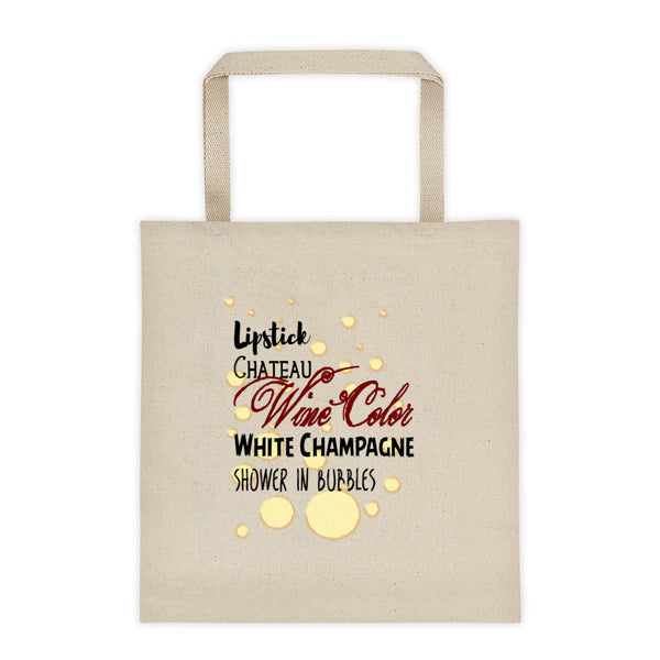 EXO- LOTTO LYRICS Tote bag TSHIRT [product_color]- THINKMERMAID