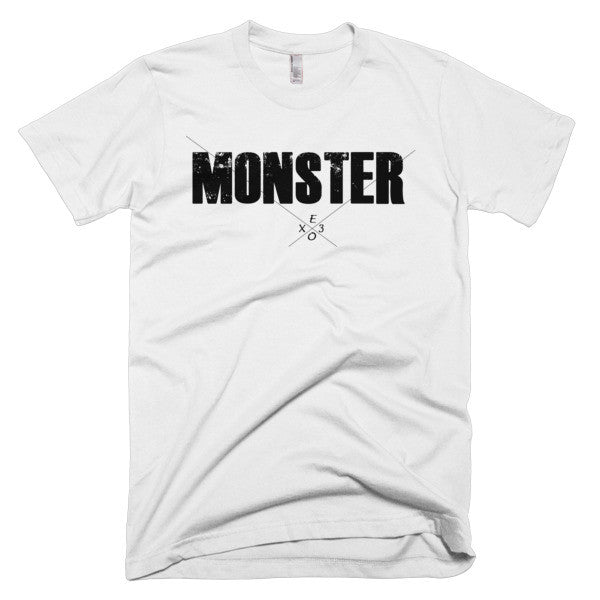 EXO- MONSTER TSHIRT [product_color]- THINKMERMAID