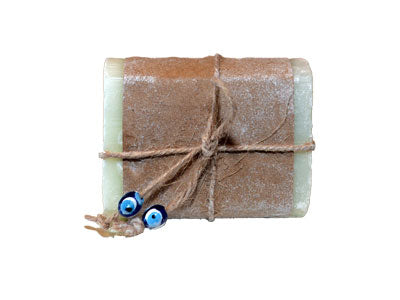 Olive Oil Soap Large Evil Eye
