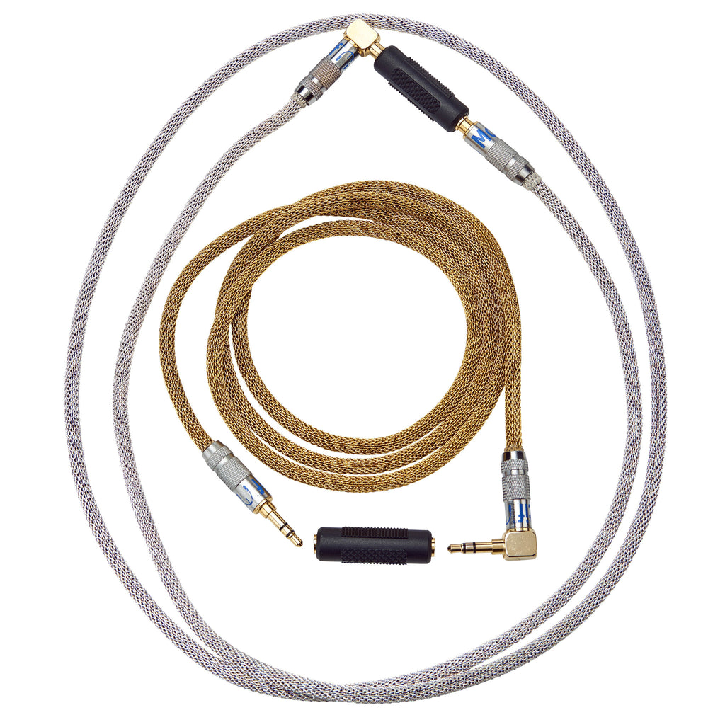 Gold Audio/Headphone Cable
