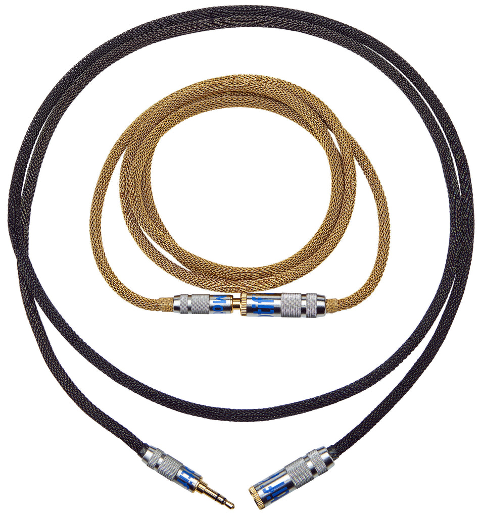 Gold Audio Extender Cable