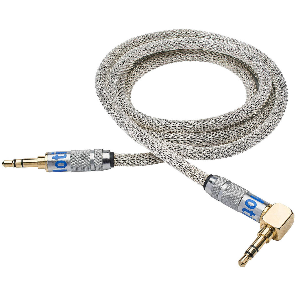 Silver Audio/Headphone Cable