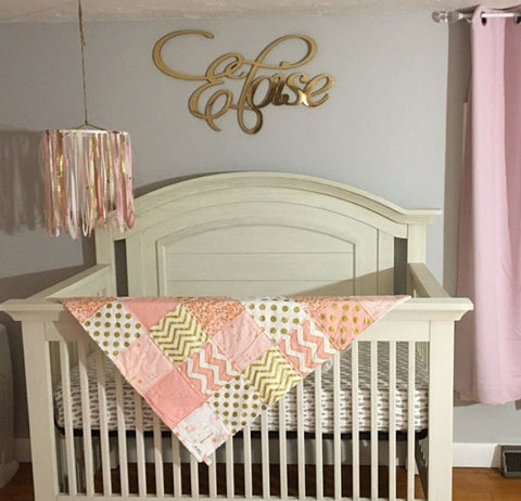 mirror baby name sign