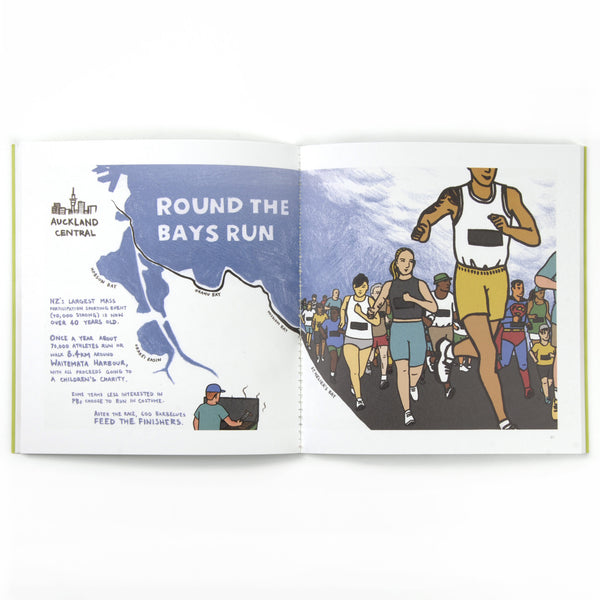 The Auckland Book