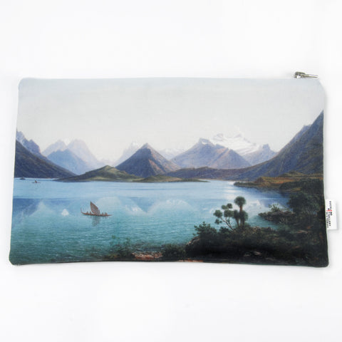 Lake Wakatipu Purse - Auckland Art Gallery Shop