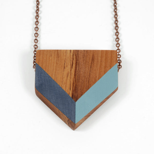 Geometric Necklace - Auckland Art Gallery Shop