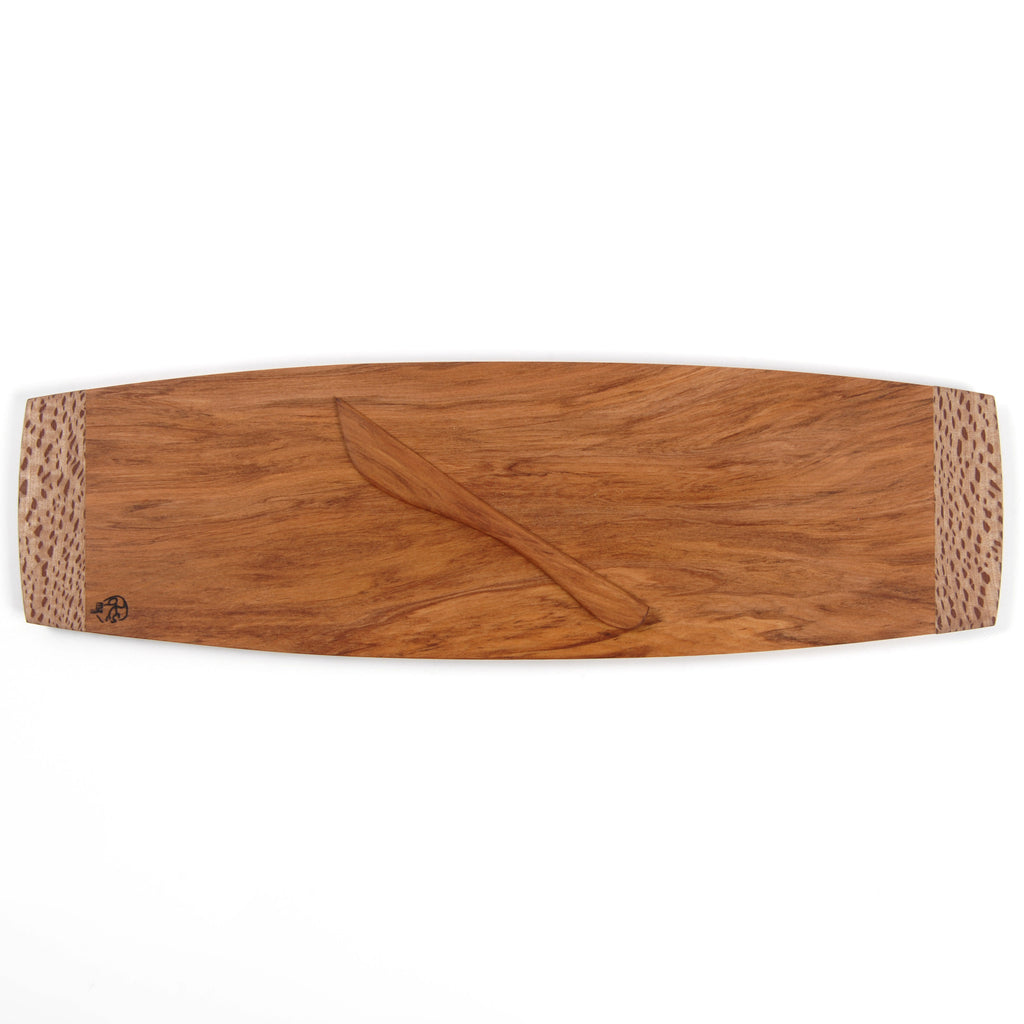 Large Waka Cheeseboard - Auckland Art Gallery Shop