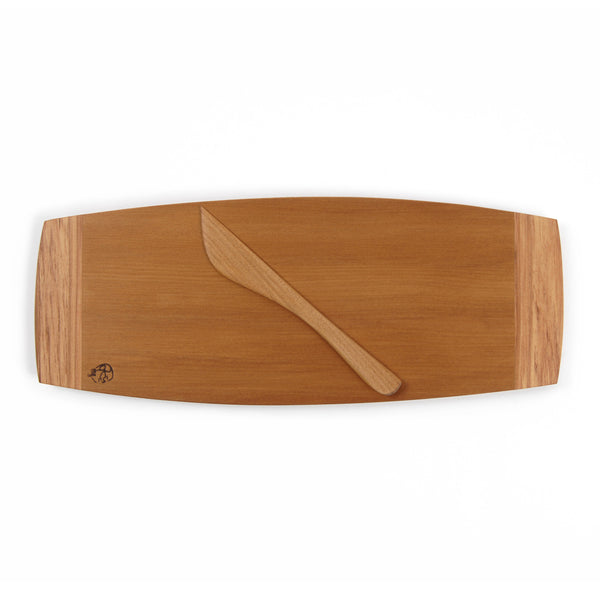 Medium Waka Cheeseboard - Auckland Art Gallery Shop