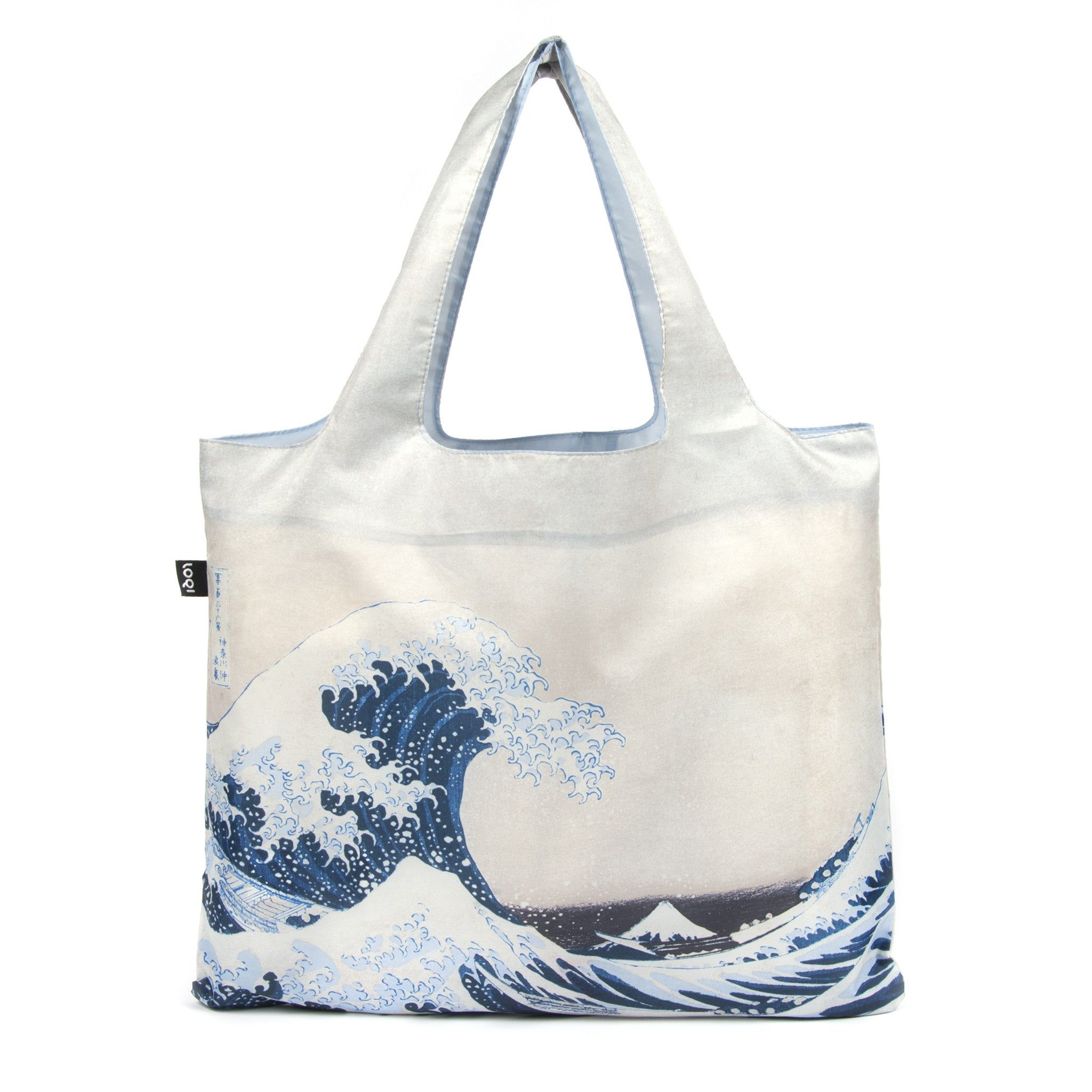 Hokusai The Great Wave Loqi Shopper Image