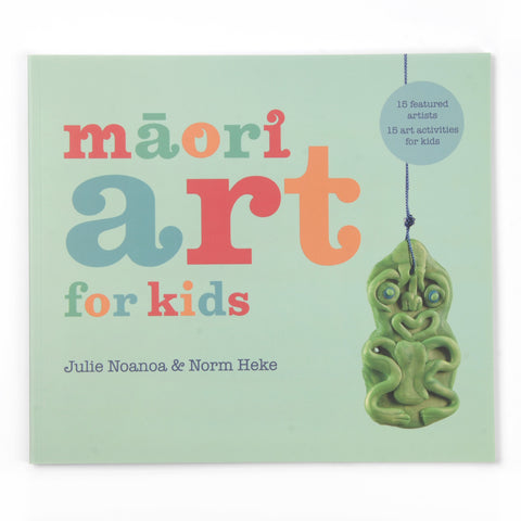 Māori Art for Kids - Auckland Art Gallery Shop