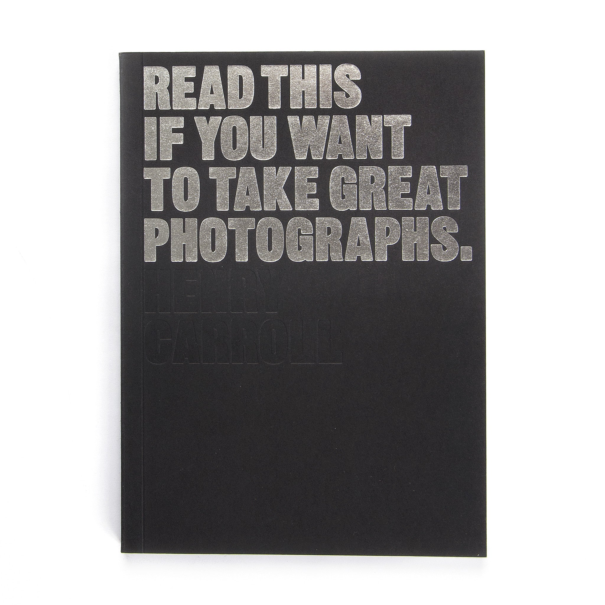 Read This If You Want To Take Great Photographs Image