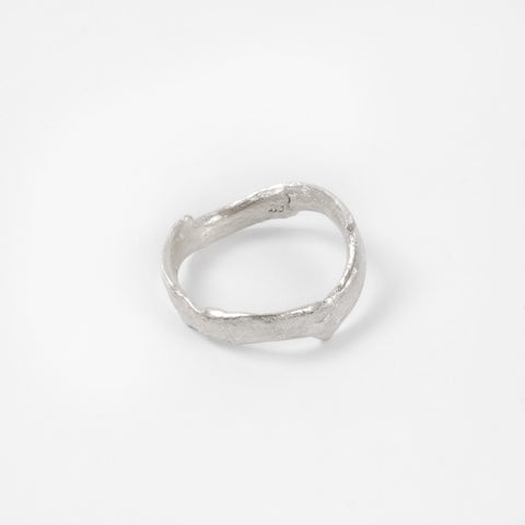 Seaweed Ring (thin) - Auckland Art Gallery Shop