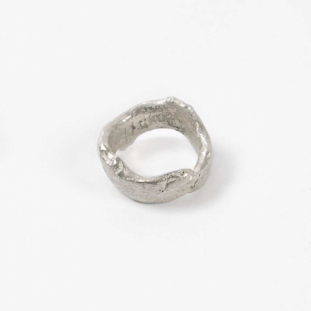 Seaweed Ring (thick)
