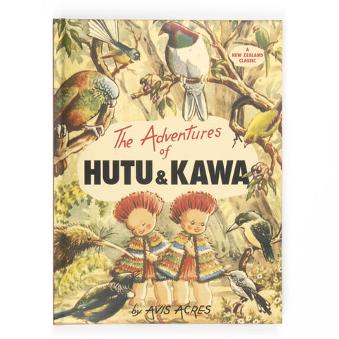 The Adventures of Hutu and Kawa