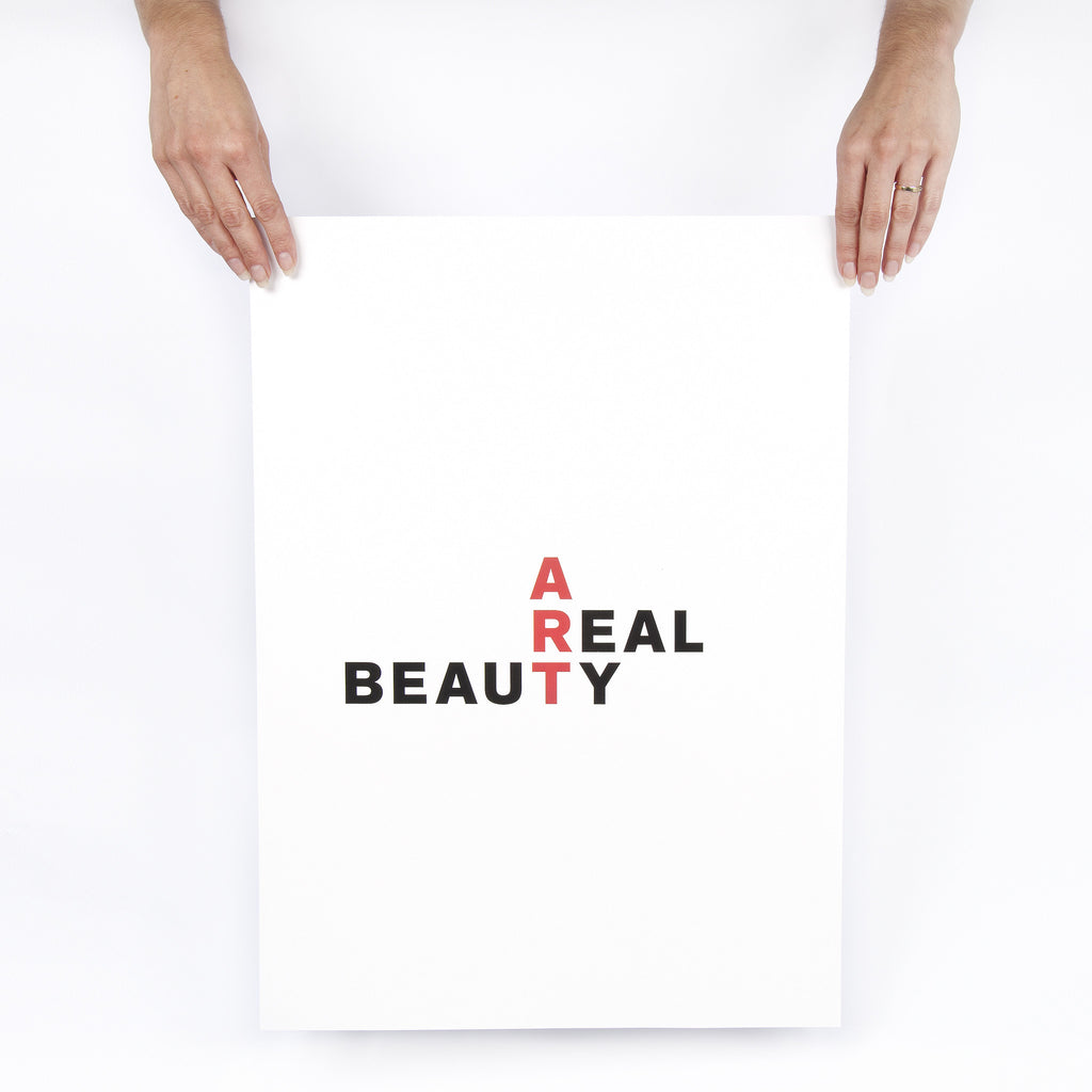 A Real Beauty Poster